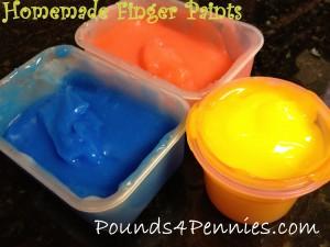 fingerPaint Paints