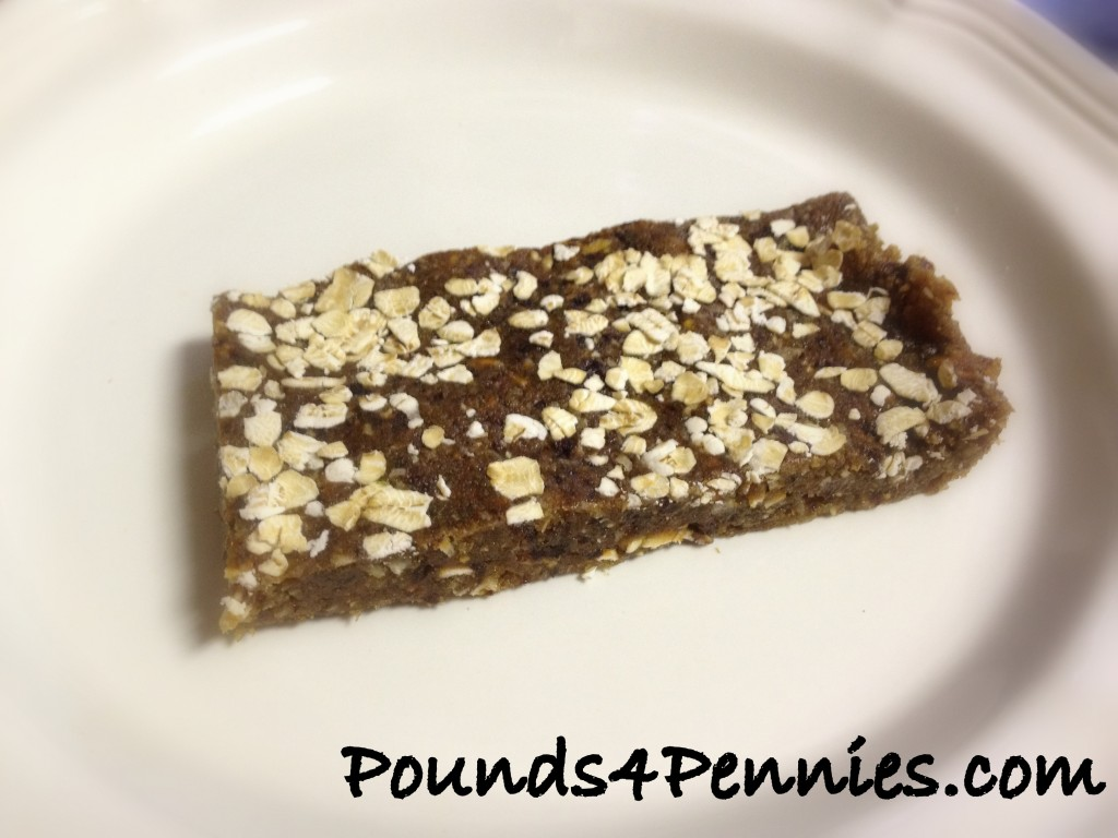 Homemade Lara Bars