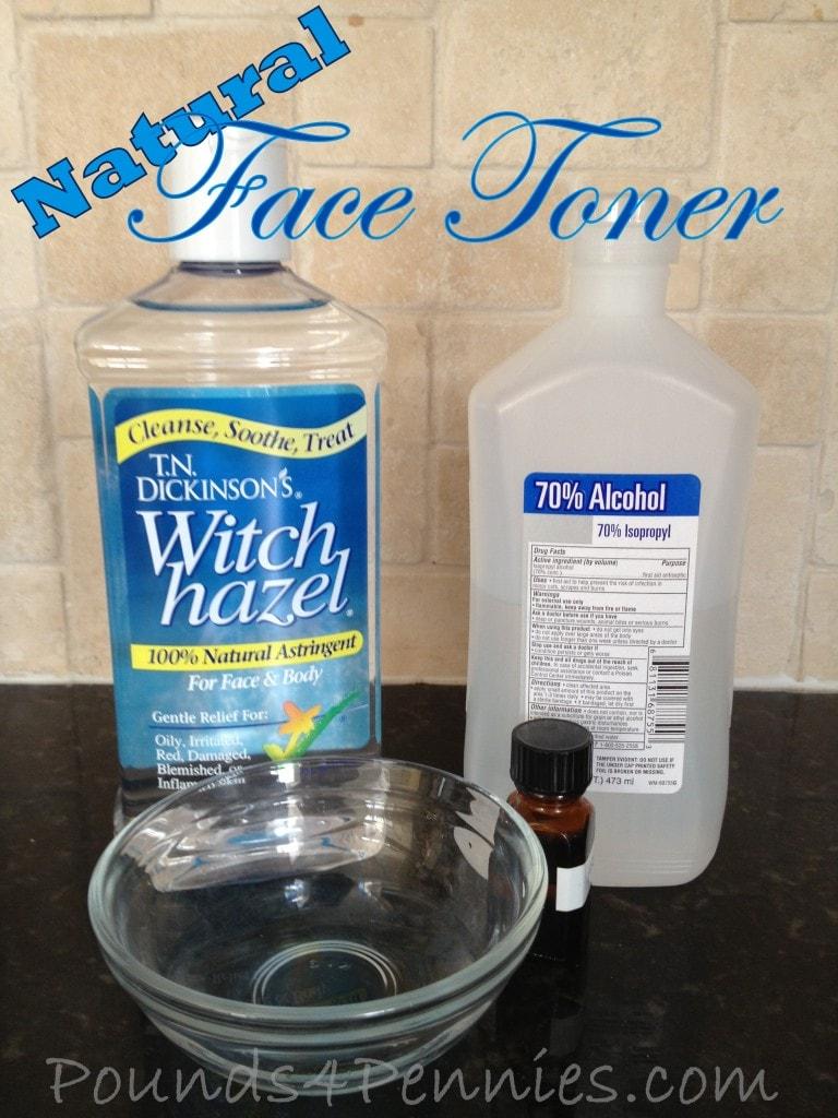 How to facial toner