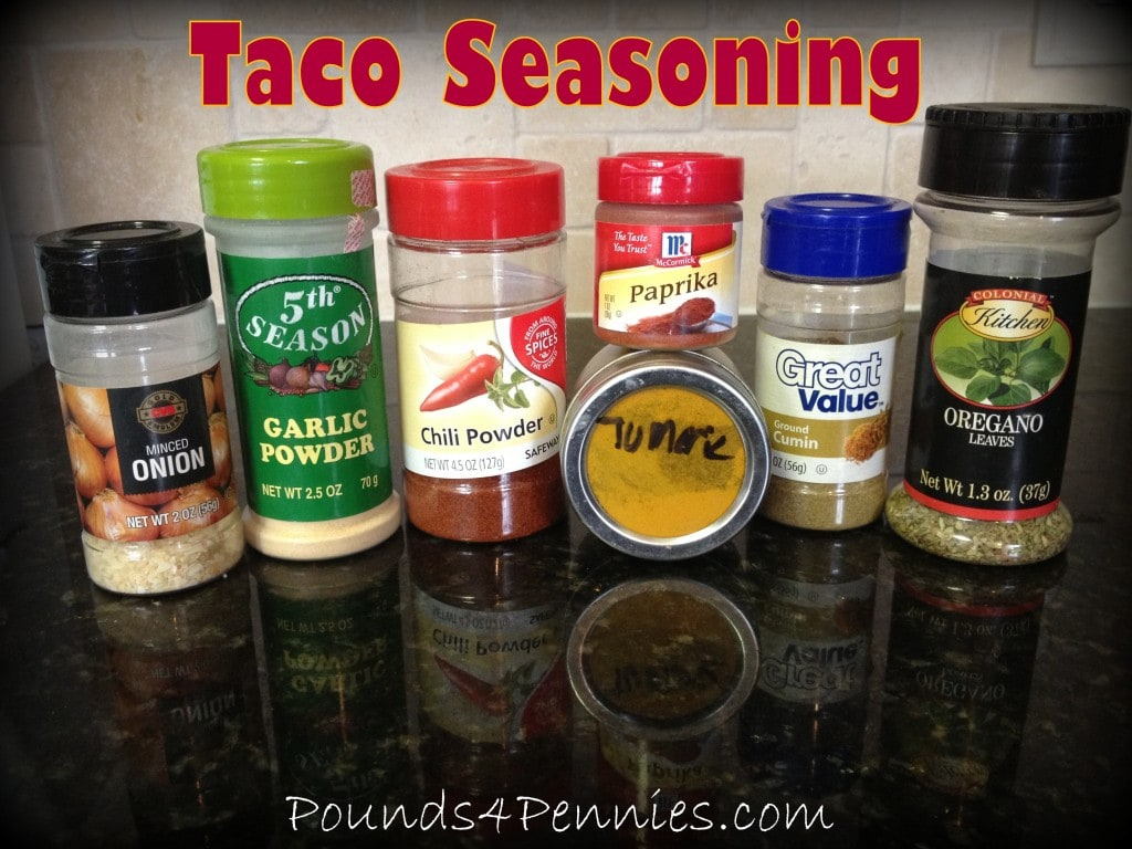 Homemade super bowl party food ideas for Fish taco seasoning