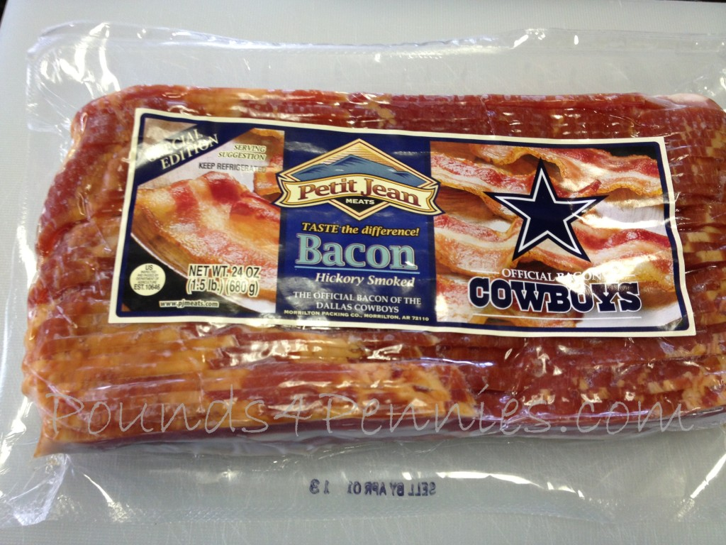 Official Dallas Cowboys Bacon