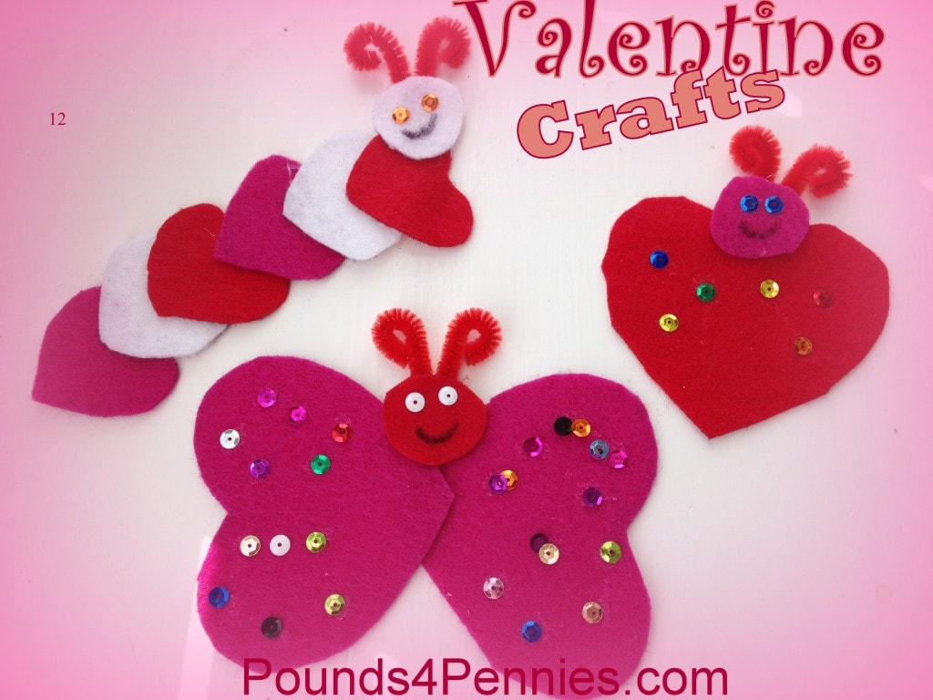 Valentine Crafts for Kids: Boys