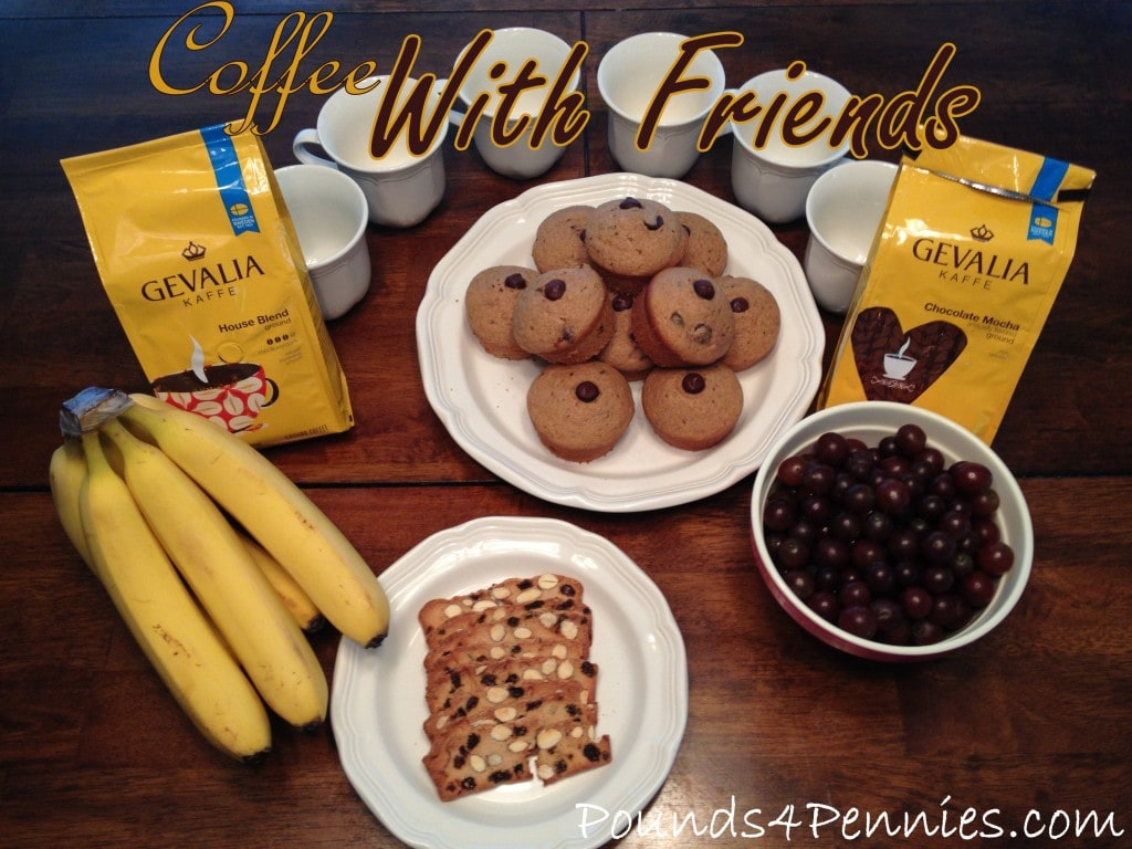 Coffee With Friends Spread