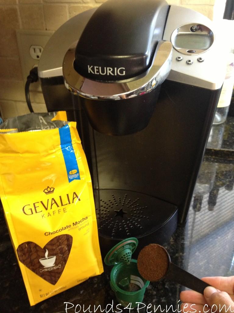 Coffee with Keurig