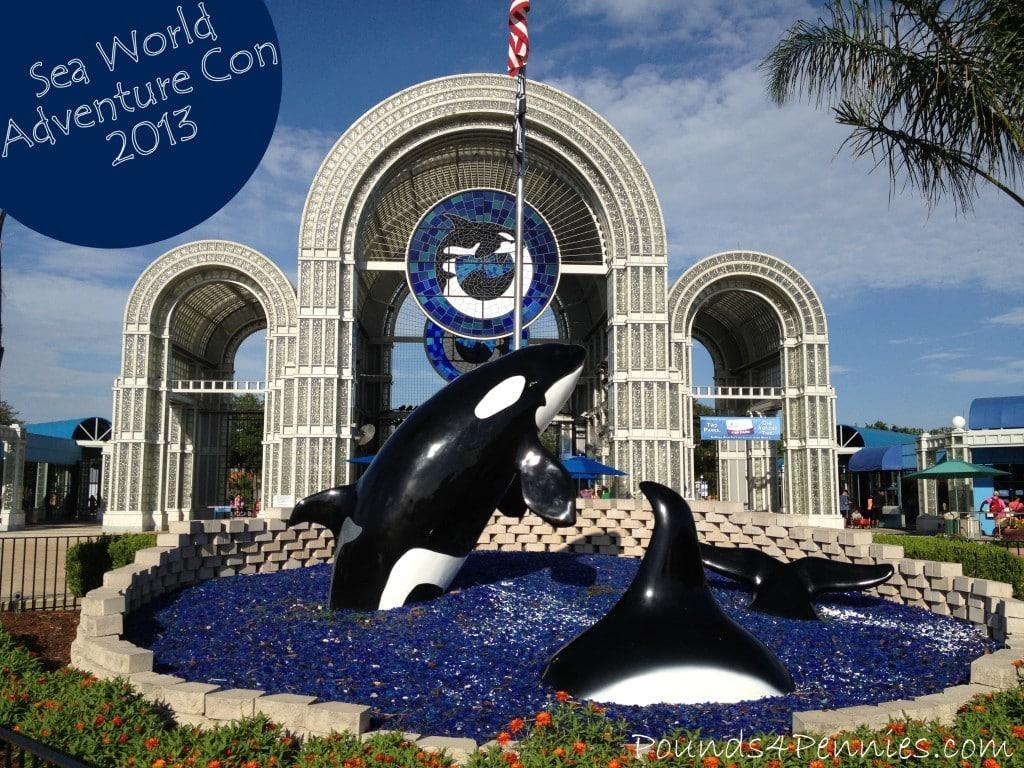 Sea World AdventureCon 2013