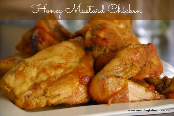 1-#honey chicken #recipe #curry #mustard -005