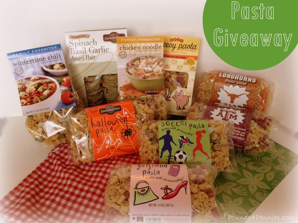 Pasta Giveaway