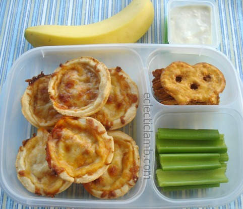 Healthy lunch idea for teens