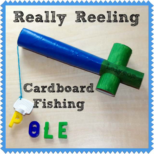 fishing pole craft
