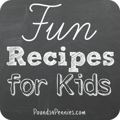Fun Recipes for Kids