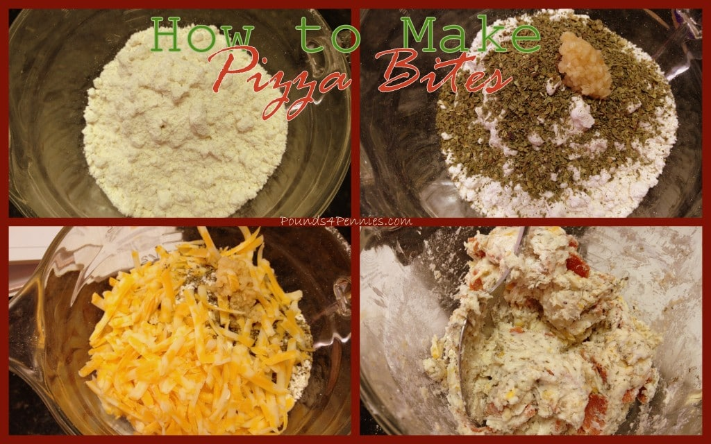 How to Make Pizza Bites Recipe