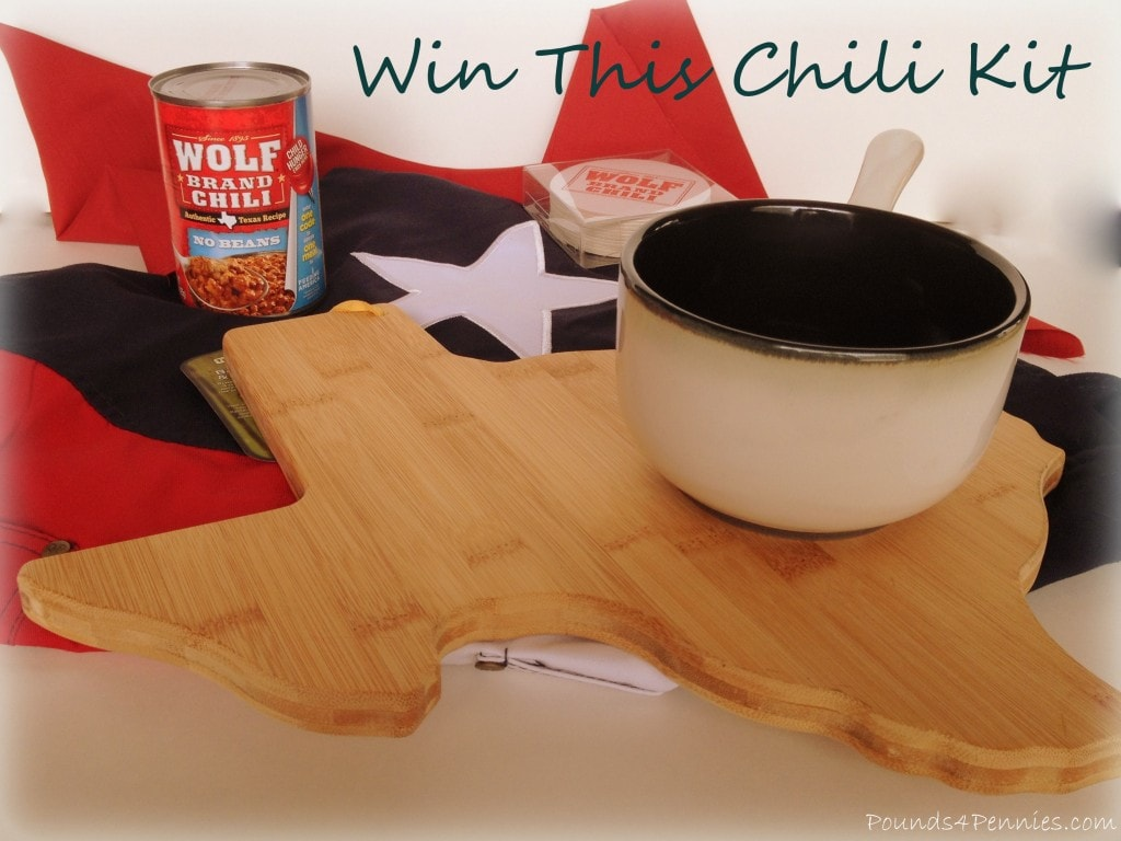 Texas Chili Kit prize Pack #ad