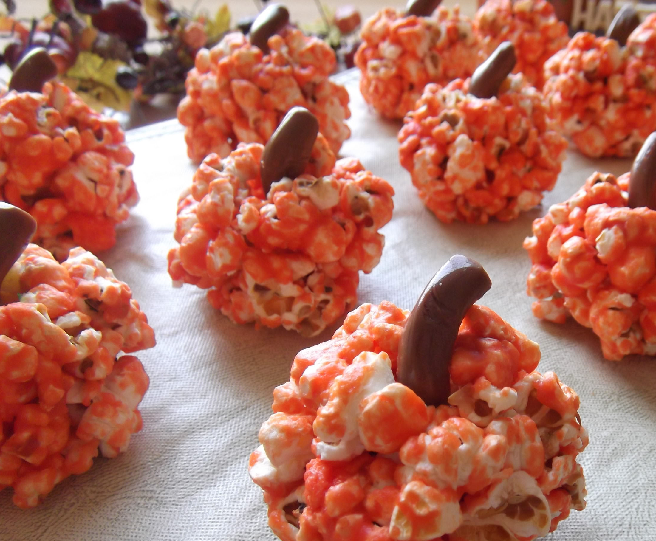 Easy Halloween Food Ideas and