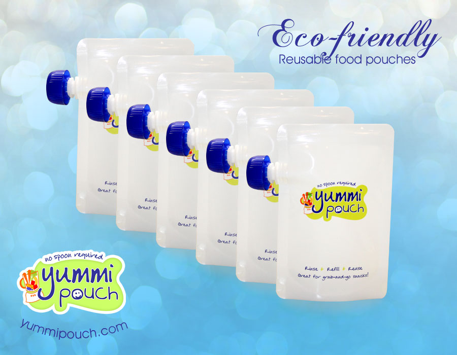 Yummi Pouch Smoothie Pouch