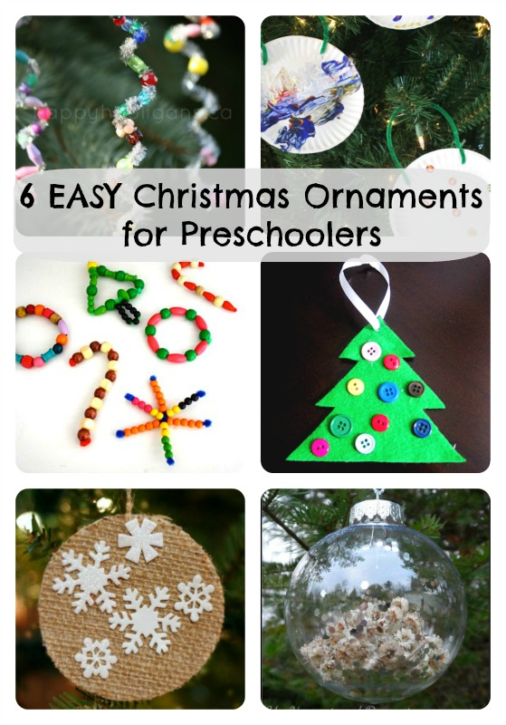 12 Fun and Easy Kids Christmas Crafts to Make