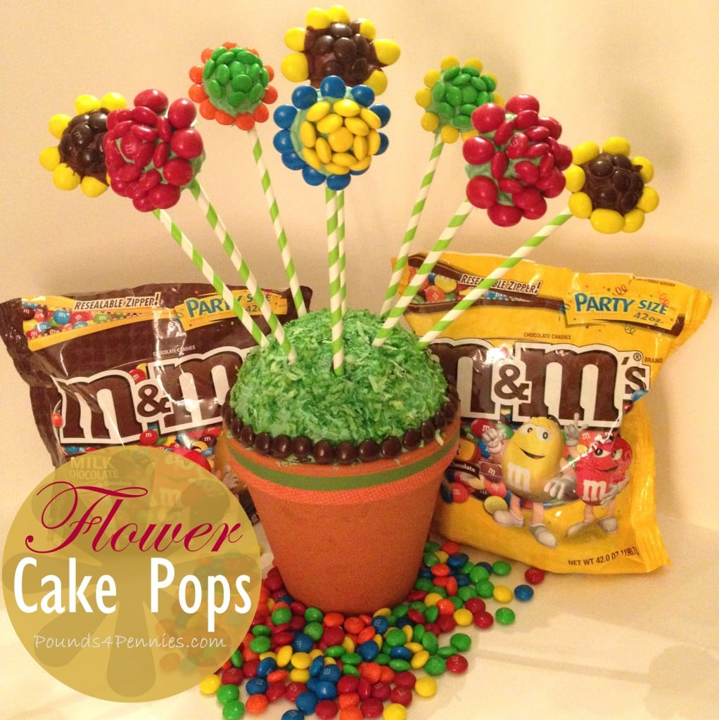 How To Make A Cake Pop Flower Bouquet
