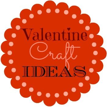 Valentine Craft Ideas