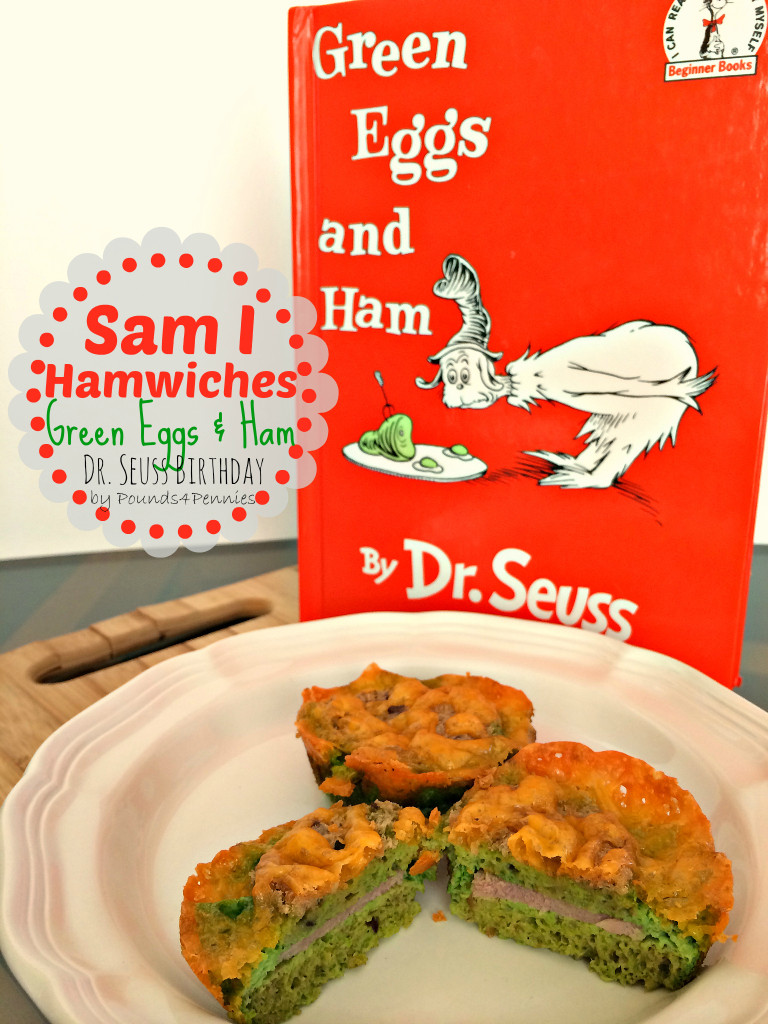 Green Eggs and Ham Dr Seuss Birthday Breakfast
