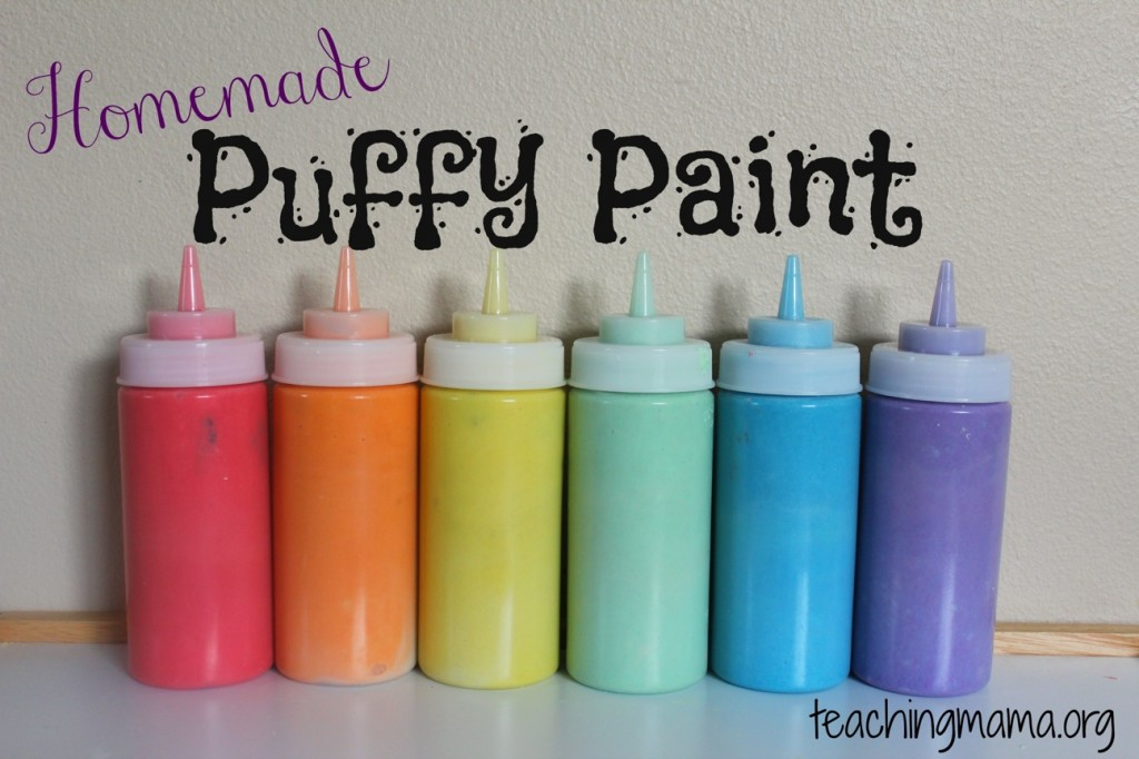 Puffy Paint Craft Ideas Tecnorac Com