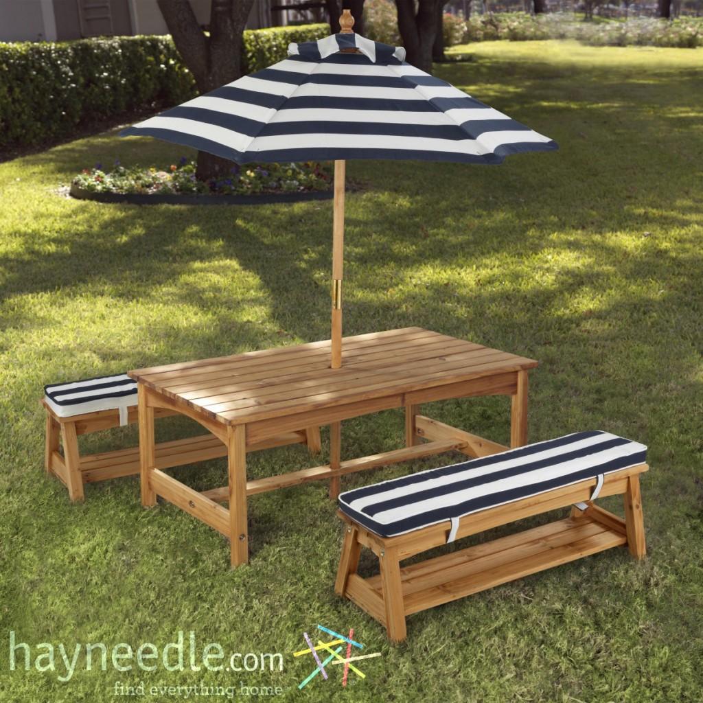 outdoor kids table