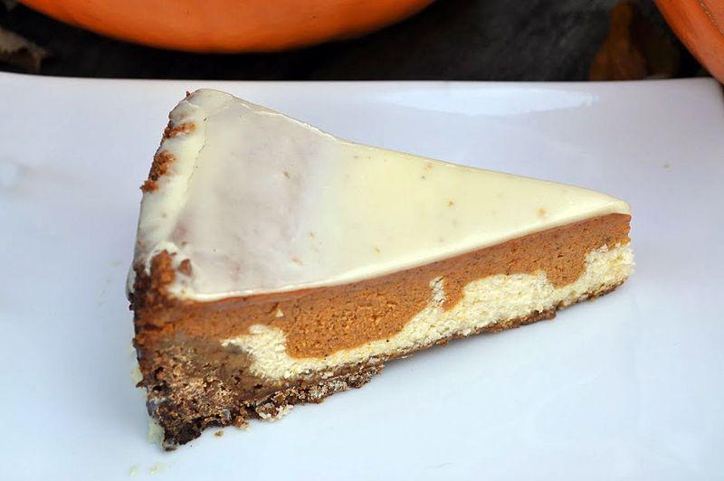 Paradice Pumpkin Pie
