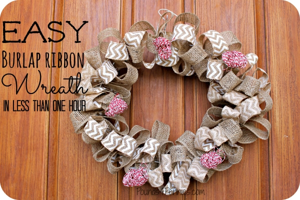 how to make a christmas ball wreath with coat hanger