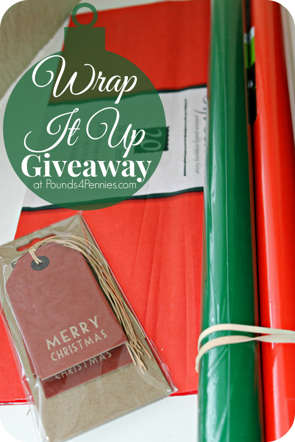 Wrap It Up Giveaway
