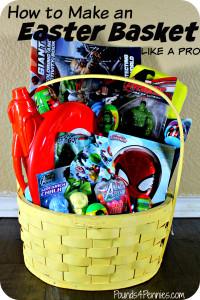 Easter Basket Like a Pro