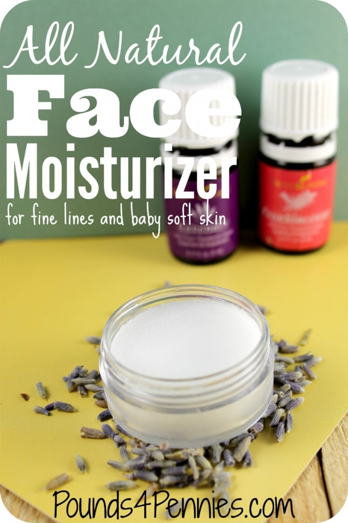 all natural facial moisturizers